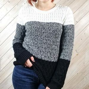 Croft & Borrow | Ombre Knit Cozy Sweater